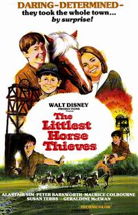 The Littlest Horse Thieves - 11 x 17 Movie Poster - Style A