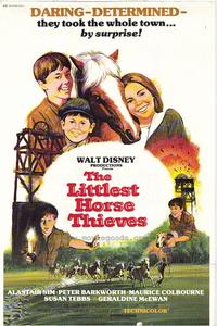 The Littlest Horse Thieves - 27 x 40 Movie Poster - Style A