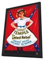 The Littlest Rebel - 11 x 17 Movie Poster - Style A - in Deluxe Wood Frame