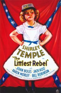 The Littlest Rebel - 11 x 17 Movie Poster - Style A