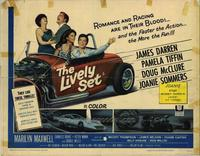 The Lively Set - 11 x 14 Movie Poster - Style A