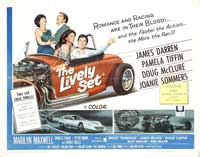 The Lively Set - 22 x 28 Movie Poster - Half Sheet Style A