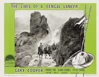 The Lives of a Bengal Lancer - 11 x 14 Movie Poster - Style C