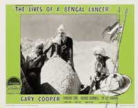 The Lives of a Bengal Lancer - 11 x 14 Movie Poster - Style E