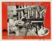 The Lives of a Bengal Lancer - 11 x 14 Movie Poster - Style I