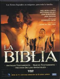The Living Bible - 11 x 17 Movie Poster - Spanish Style A