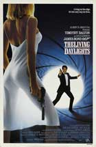 The Living Daylights - 27 x 40 Movie Poster - UK Style A