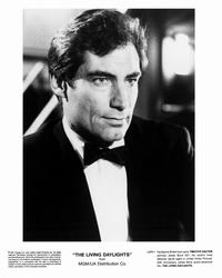 The Living Daylights - 8 x 10 B&W Photo #8
