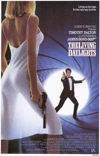 The Living Daylights - 11 x 17 Movie Poster - Style B