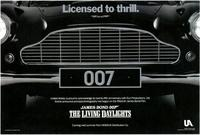 The Living Daylights - 11 x 17 Movie Poster - Style C