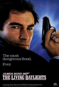 The Living Daylights - 27 x 40 Movie Poster - Style A