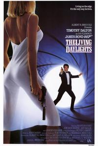 The Living Daylights - 27 x 40 Movie Poster - Style B