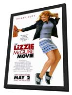 The Lizzie McGuire Movie - 27 x 40 Movie Poster - Style A - in Deluxe Wood Frame