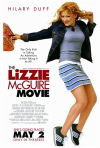 The Lizzie McGuire Movie - 27 x 40 Movie Poster - Style A