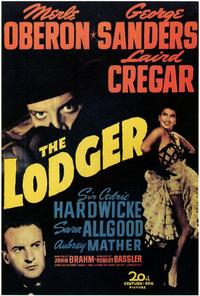 The Lodger - 27 x 40 Movie Poster - Style A