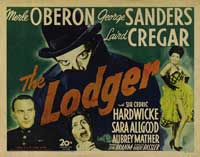 The Lodger - 22 x 28 Movie Poster - Half Sheet Style A