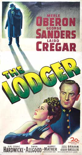 The Lodger - 20 x 40 Movie Poster - Style A