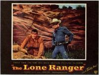 The Lone Ranger - 11 x 14 Movie Poster - Style B