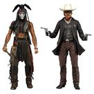 The Lone Ranger - The 7-Inch Action Figure Series 1 Set