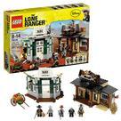 The Lone Ranger - LEGO 79109 Colby City Showdown