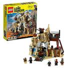 The Lone Ranger - LEGO 79110 Silver Mine Shootout