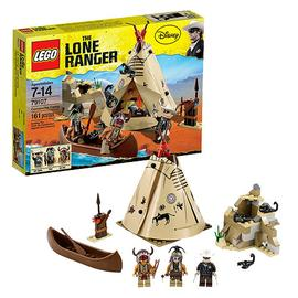The Lone Ranger - LEGO 79107 Comanche Camp