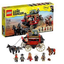 The Lone Ranger - LEGO 79108 Stagecoach Escape