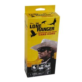 The Lone Ranger - Movie Shuffling the Deck Card Game