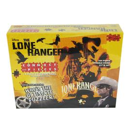 The Lone Ranger - Movie Connect with Pieces Puzzle Building Game