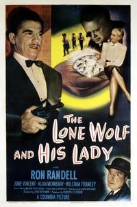 The Lone Wolf and His Lady - 11 x 17 Movie Poster - Style A
