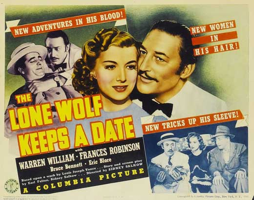 The Lone Wolf Keeps a Date movie