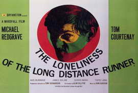 The Loneliness of the Long Distance Runner - 27 x 40 Movie Poster - Style A