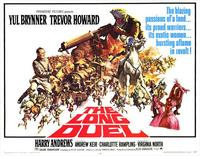 Long Duel - 11 x 14 Movie Poster - Style A