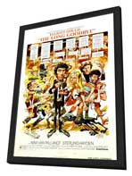 The Long Goodbye - 27 x 40 Movie Poster - Style D - in Deluxe Wood Frame