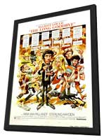 The Long Goodbye - 11 x 17 Movie Poster - Style C - in Deluxe Wood Frame