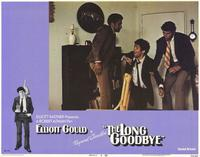 The Long Goodbye - 11 x 14 Movie Poster - Style F