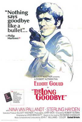 The Long Goodbye - 27 x 40 Movie Poster - Style B