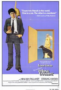 The Long Goodbye - 27 x 40 Movie Poster - Style A
