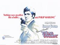The Long Goodbye - 11 x 14 Movie Poster - Style H