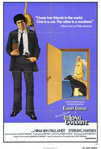 The Long Goodbye - 43 x 62 Movie Poster - Bus Shelter Style A