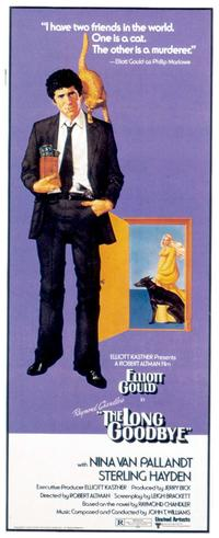 The Long Goodbye - 14 x 36 Movie Poster - Insert Style B