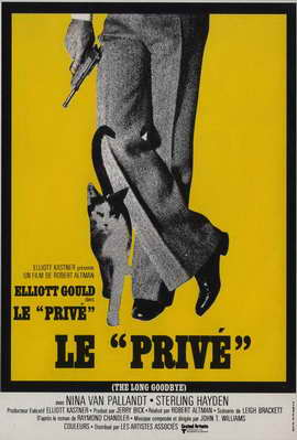 The Long Goodbye - 11 x 17 Movie Poster - French Style A