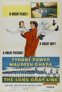 The Long Gray Line - 27 x 40 Movie Poster - Style A
