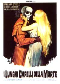 The Long Hair of Death - 27 x 40 Movie Poster - Italian Style A