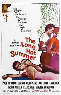 The Long, Hot Summer - 27 x 40 Movie Poster - Style A