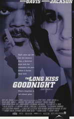 The Long Kiss Goodnight - 11 x 17 Movie Poster - Style B