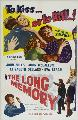 The Long Memory - 27 x 40 Movie Poster - UK Style A
