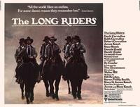 The Long Riders - 11 x 14 Movie Poster - Style A
