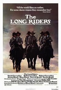 The Long Riders - 27 x 40 Movie Poster - Style A