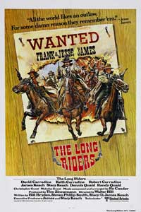 The Long Riders - 27 x 40 Movie Poster - Style C